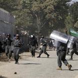 Протестующие в Кабуле сожгли чучело Обамы