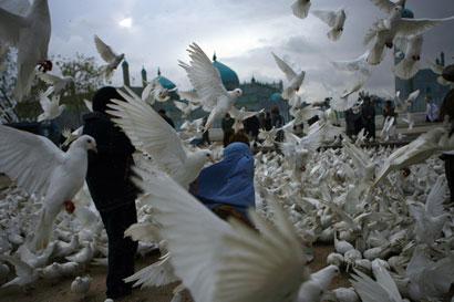 В Москве открылась фотовыставка, посвященная Афганистану