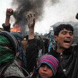 Погромы привели к человеческим жертвам в ряде провинций Афганистана