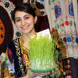 Афганская община Москвы приняла участие в праздновании Навруза