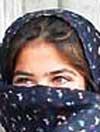 Самосожжение афганских женщин