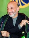 Хамид Карзай контролирует менее 10% территории Афганистана