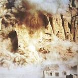 Задача восстановления разрушенных статуй Будды оказалась сложной