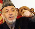 Х.Карзай посетил Кандагар