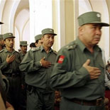 Полицейские командиры в Кандагаре не готовы воевать с Талибаном