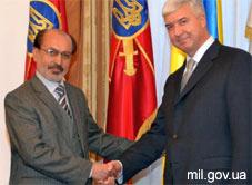 В украинских вузах будут выделены места для афганских военных специалистов
