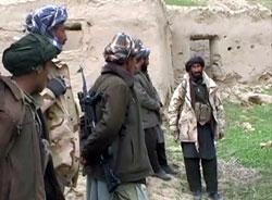 Постсоветские союзники талибов