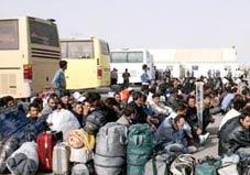 Иран ежедневно депортирует тысячи афганских беженцев