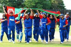 Афганская сборная по крикету победила в премьер-лиге «U-19» стран Азии