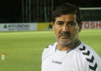 Бывший тренер афганской сборной по футболу прибыл в Кабул после курса лечения в Индии