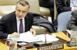Представитель Афганистана в ООН сообщил о присутствии группировки ИГИЛ в стране