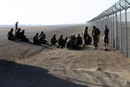 Гибель афганских полицейских в уезде Сангин: факты и версии