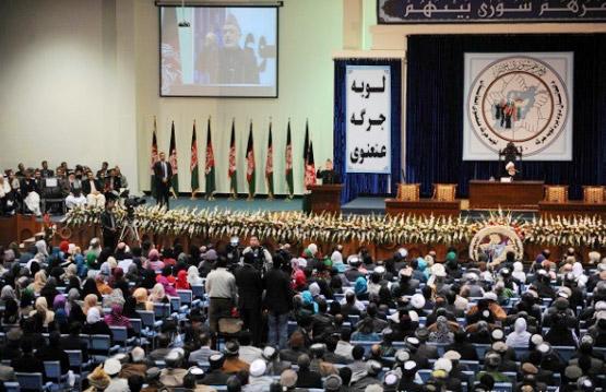Российские дипломатические круги: Решению афганского конфликта должна помочь Лойя Джирга