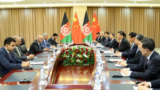 АКЦЕНТЫ НЕДЕЛИ: Политический процесс в Афганистане 5-18 июня 2017 года