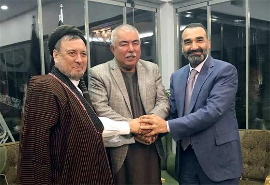 АКЦЕНТЫ НЕДЕЛИ: Политический процесс в Афганистане 19-30 июня 2017 года