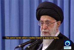 Аятолла Хаменеи обвинил США в переброске боевиков «Исламского государства» в Афганистан