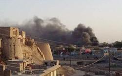Нашествие талибов поставило город Газни на грань гуманитарной катастрофы