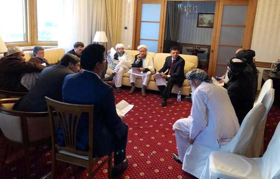 Полный текст совместной резолюции московского «межафганского диалога»