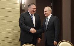Президент России и госсекретарь США обсудили афганский вопрос в Сочи