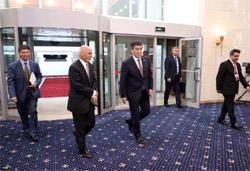Ашраф Гани провёл переговоры с премьер-министром Индии и председателем КНР