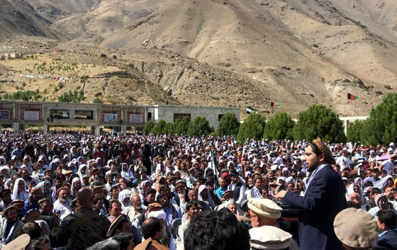Сын Ахмад Шаха Масуда назвал свои приоритеты в политике