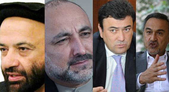 Ашраф Гани настраивает правительство на свой лад