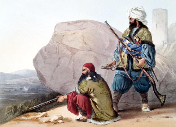 Традиционное дульнозарядное оружие Афганистана XIX — начала ХХ вв. (ч. 1)