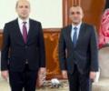 Посол России в ИРА провел переговоры с первым вице-президентом Афганистана