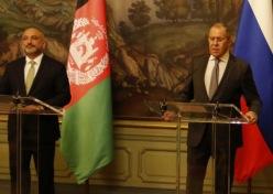 Главы МИД Афганистана и России договорились укреплять сотрудничество между странами