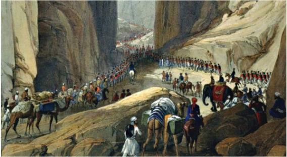 История борьбы афганского народа за независимость (часть 2)