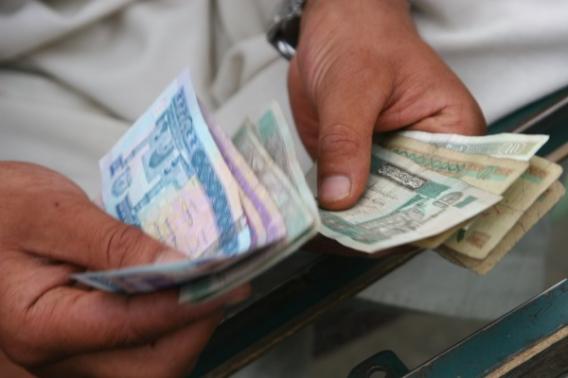 Кто даст талибам деньги