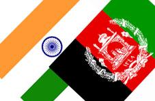 Афганистан, Индия