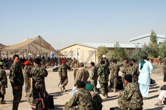Армия в Кундузе