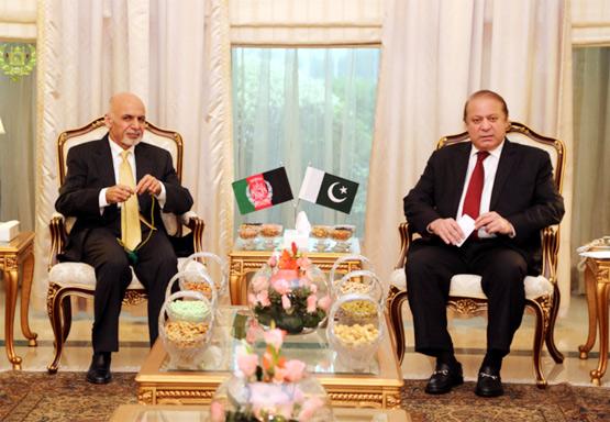 Афганистан, Пакистан