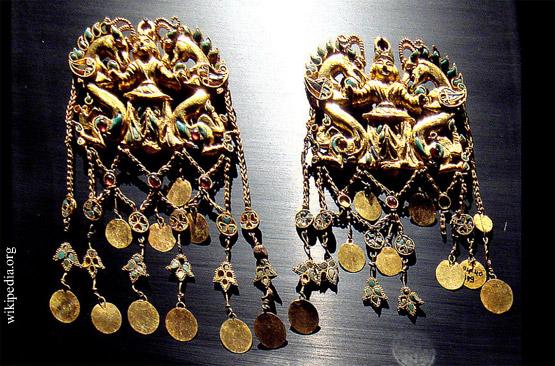 Бактрийское золото