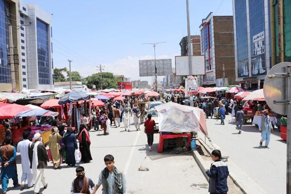 Кабул, Дашти-Барчи