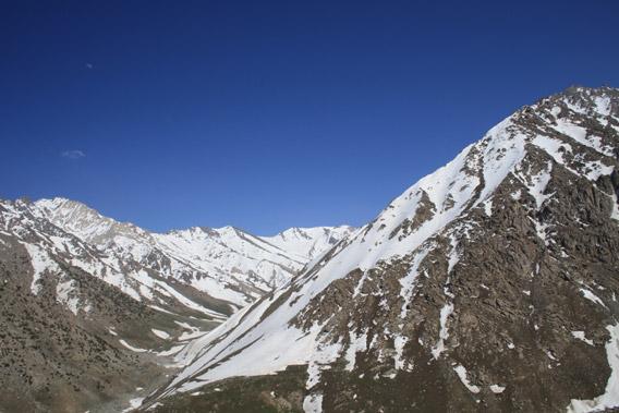 Саланг, Север Афганистана
