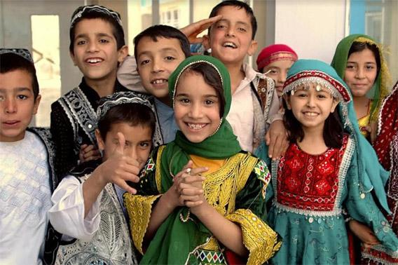 Афганская сказка