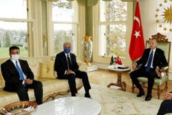 Абдулла в Турции