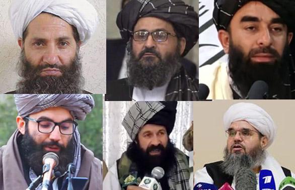 Лидеры талибов