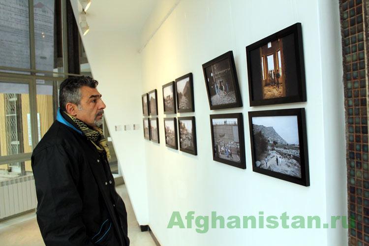 Фотовыставка «Кабул 2050 год: разные лица»