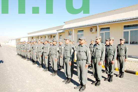 Правоохранительные органы на севере ИРА