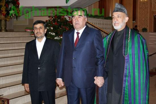 Конференция RECCA-V в Душанбе