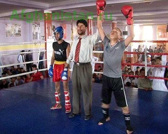 Соревнования по борьбе в Балхе