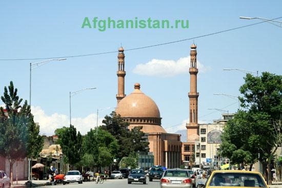 Кабул /весна-2012