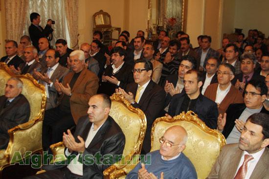 День рождения Пророка Мухаммада в афганском посольстве