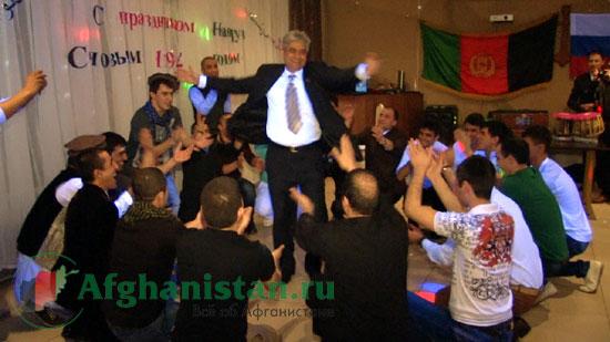 Правзднование Навруза-2013 в Лужниках