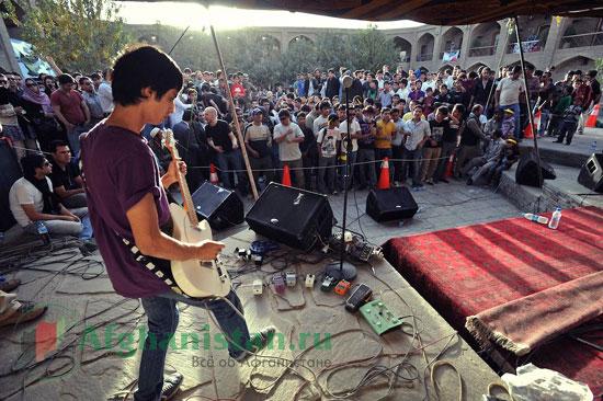 Рок-группа Kabul Dreams