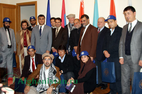 Пресс-тур афганских журналистов (2013)