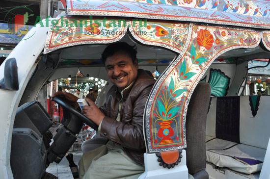 Мазар – Кабул - Кунар